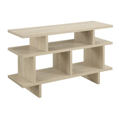 Quint 48 TV Stand Color: Weather White