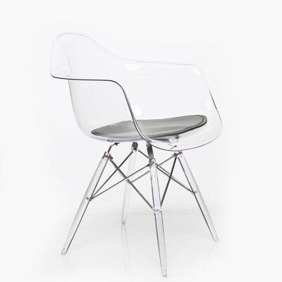 Junia Clear Arm Chair