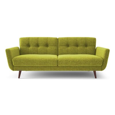 Mountain Gate Convertible Sofa Finish: Green
