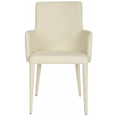 Sherwood Arm Chair Upholstery: Buttercream