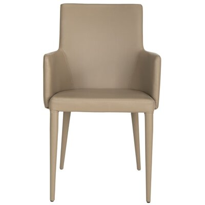 Sherwood Arm Chair Upholstery: Taupe