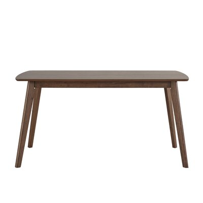 Leominster Dining Table Finish: Walnut