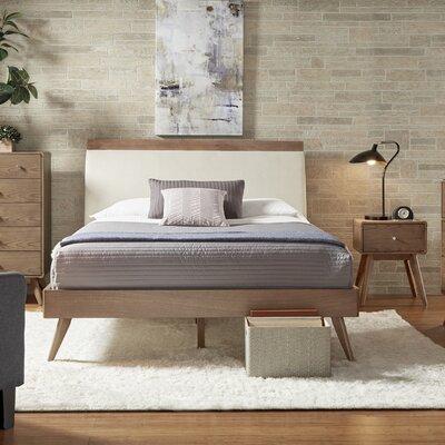 Leominster Platform Customizable Wood Bedroom Set
