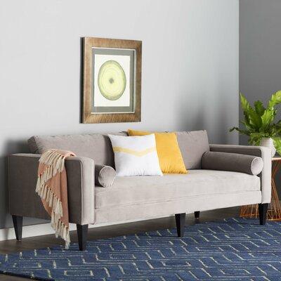 Peoria Sofa Upholstery: Wood Ash