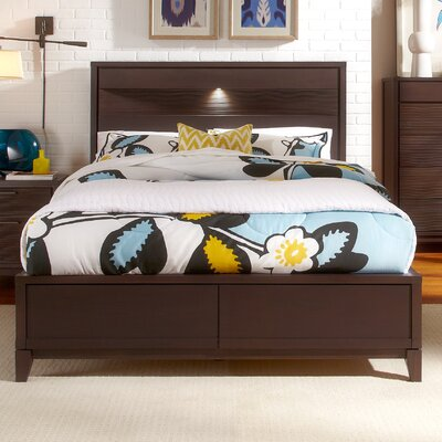Madison Panel Bed Size: King
