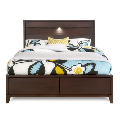 Cornwall Panel Bed Size: King