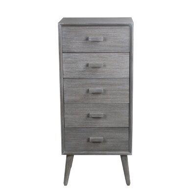 Arets 5 Drawer End Table