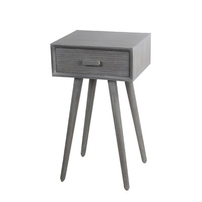 Arets 1 Drawer End Table