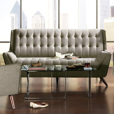 Skerry Sofa Upholstery: Grey