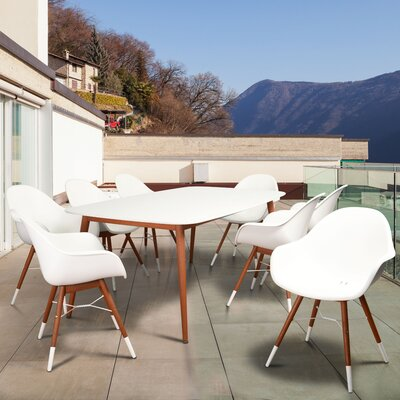 Milland 9 Piece Dining Set