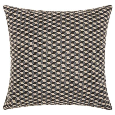 Hacienda Woven Cubes Throw Pillow