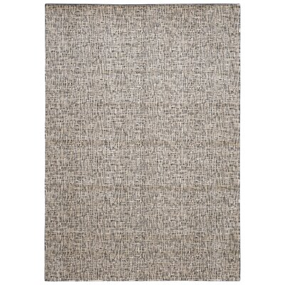 Sinclair Brown Area Rug Rug Size: Rectangle 76 x 106