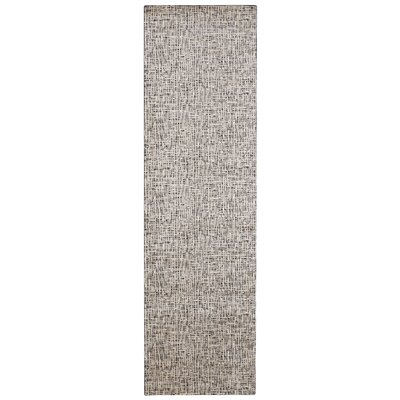 Sinclair Brown Area Rug Rug Size: Runner 2'3