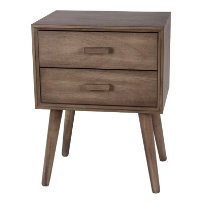 Montgomery End Table Finish: Natural