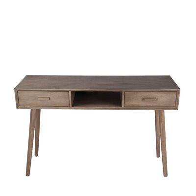 Montgomery Console Table Finish: Natural