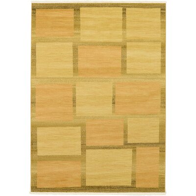Almena Beige Area Rug Rug Size: Rectangle 9 x 12