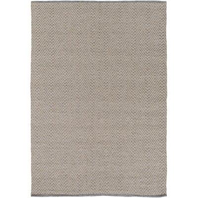 Amberg Beige/Ivory Indoor/Outdoor Area Rug Rug Size: 4 x 6