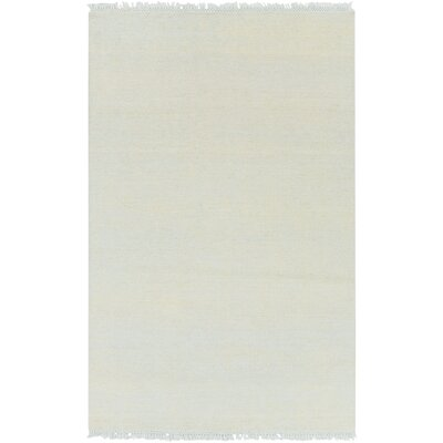 Yermo Sea Foam Area Rug Rug Size: 6 x 9