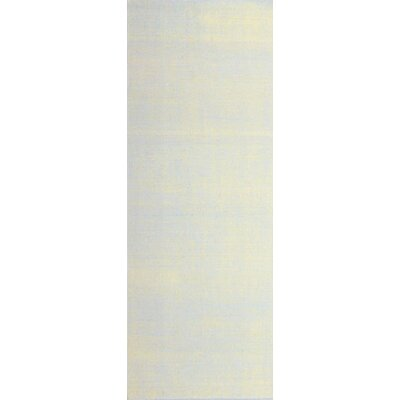 Yermo Sea Foam Area Rug Rug Size: Runner 26 x 8