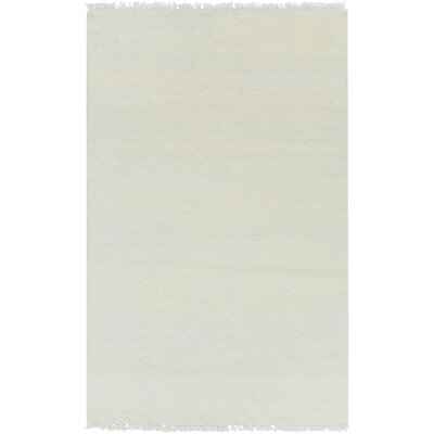 Yermo Sea Foam Area Rug Rug Size: 8 x 10