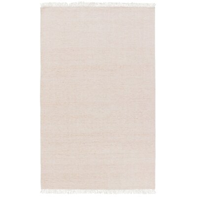 Yermo Orange Area Rug Rug Size: 2 x 3