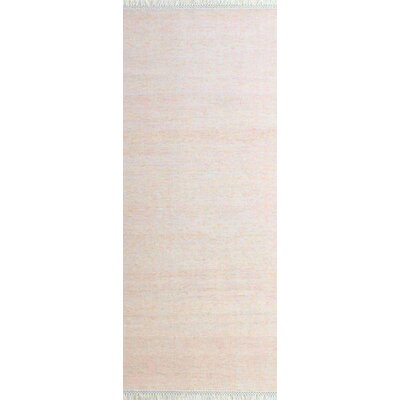 Yermo Orange Area Rug Rug Size: Runner 26 x 8