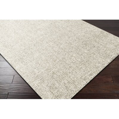 Mira Vista Hand-Tufted Beige Area Rug Rug Size: Rectangle 2 x 3