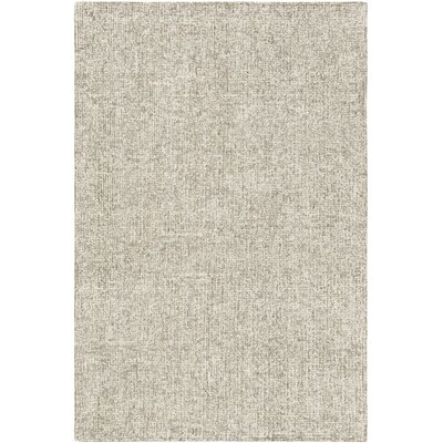 Mira Vista Hand-Tufted Beige Area Rug Rug Size: Rectangle 5 x 76