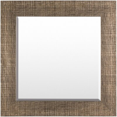 Square Polystyrene Wall Mirror