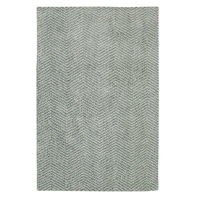 Evander Beige/Aqua Area Rug Rug Size: Rectangle 8 x 10