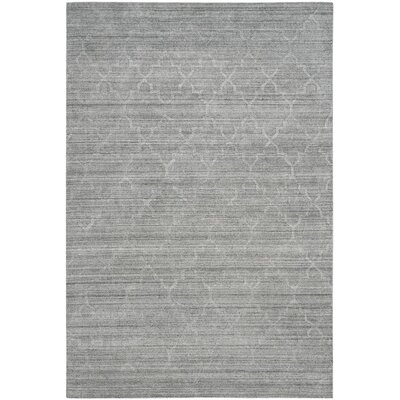 Arena Gray Area Rug Rug Size: Rectangle 9 x 12
