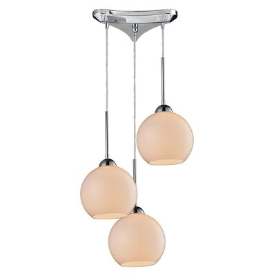 Lucia 3-Light Pendant