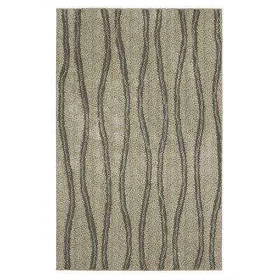 Bonino Beige/Gray Area Rug Rug Size: 5 x 8