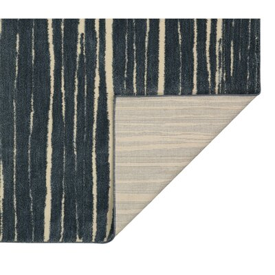 Bonino Gray Area Rug Rug Size: Rectangle 5 x 8