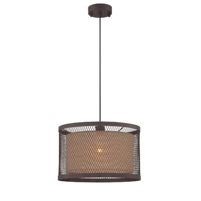 Arabella 1-Light Drum Pendant