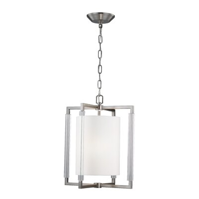 Bromley 2-Light Foyer Pendant Bulb Type: Self Ballasted CFL GU24 13W