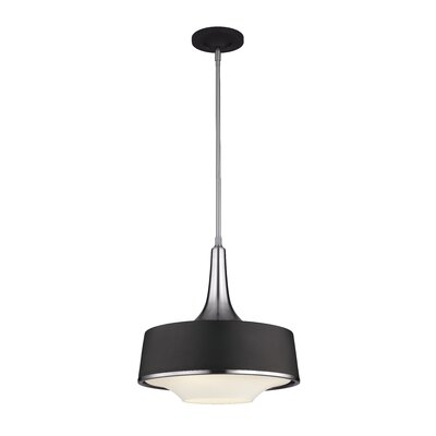 Mesa 4-Light Pendant Finish: Textured Black