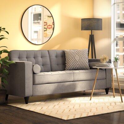 Forsyth Sofa Upholstery: Gray