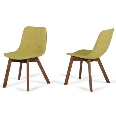 Ogden Arm Chair Upholstery: Green Tea
