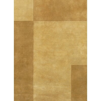 Olea Brown/Tan Area Rug Rug Size: Rectangle 5 x 76