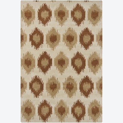 Armoy Abstract Area Rug Rug Size: 5 x 76
