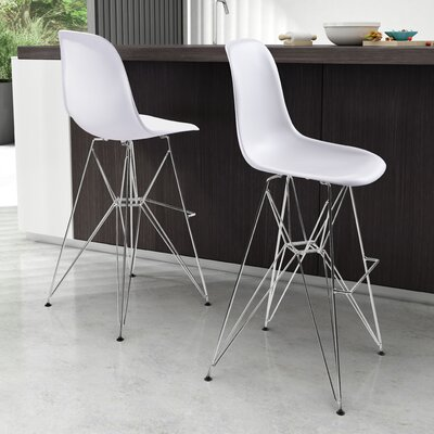 Carnlelis 28.7 Bar Stool