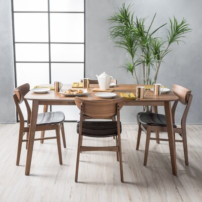 Bond 5 Piece Dining Set