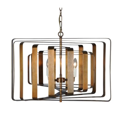 Ella 4-Light Foyer Pendant