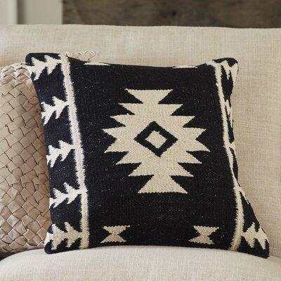 Isabeau Pillow Cover Color: Black