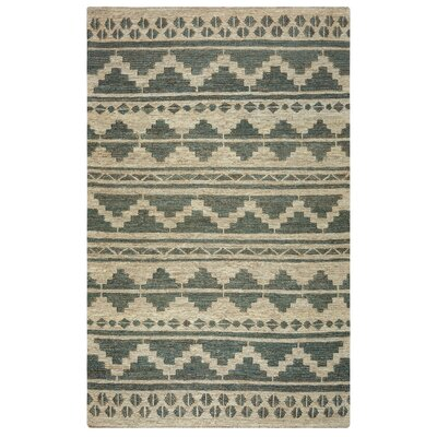 Gehrig Hand-Woven Natural Area Rug Size: 9 x 12