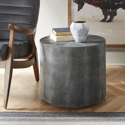 Finn End Table Finish: Black