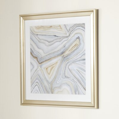Framed Graphic Art Print