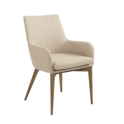 Altaire Lake Arm Chair Upholstery: Tan