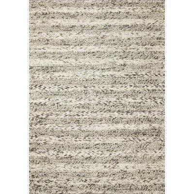 Naperville Grey Rug Rug Size: 76 x 96